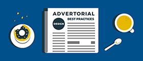 What is an advertorial?